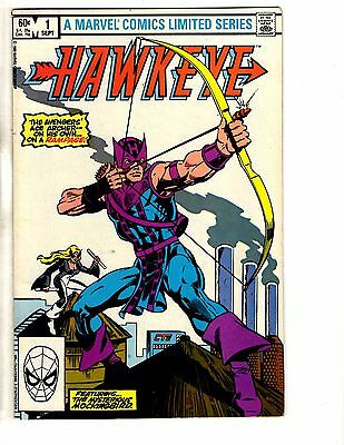 Lot Of 7 Hawkeye Marvel Comic Books # 1 2 3 4 + # 1 2 4 (Different Volume) NP3