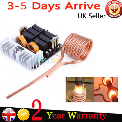 12-48V 20A New 1000W ZVS Low Voltage Induction Heating Board Module/Tesla coil