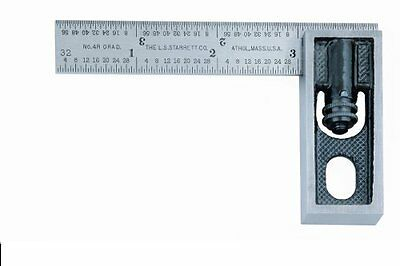 Starrett 13A Double Square with hardened Blade