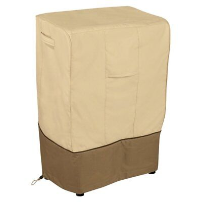 Classic Accessories Veranda Square Smoker Cover - Pebble, Tan, SQ ONE SIZE