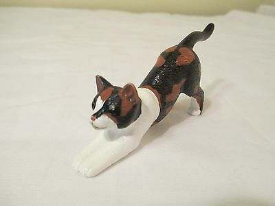 Breyer Companion Animals Calico Cat Stretching #1517