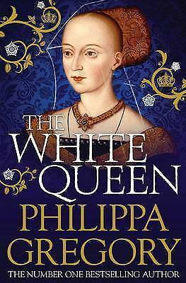 The White Queen, Gregory, Philippa, Very Good Book
