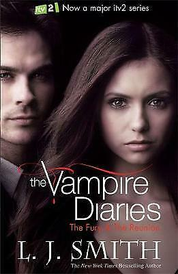 The Fury & The Reunion (The Vampire Diaries), J Smith, L, Very Good Book