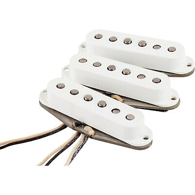 Fender Custom Shop '69 Strat Pickup Set of 3 Initialed & Dated by Abby USA Made