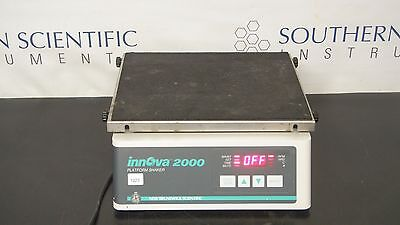 New Brunswick Scientific  Innova 2000 Platform Shaker