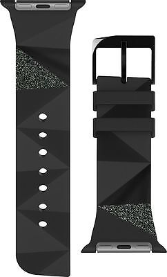 Case Mate Apple Watch 38mm Sport Edition Band Strap Series 2 1 Geometric Jeweled
