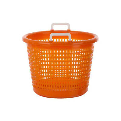 Lee Fisher International Orange Basket- 40 lb. Capacity, ORGBSKT 40LB