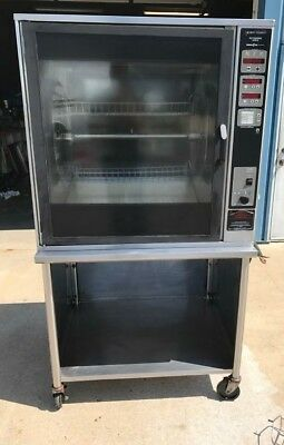 Henny Penny Rotisserie #SCR-8 single door electric refurbished Commercial