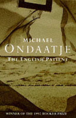 The English Patient, Ondaatje, Michael, Very Good Book