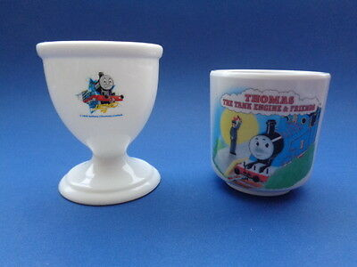 Thomas The Tank Engine Egg Cup Cups Melamine