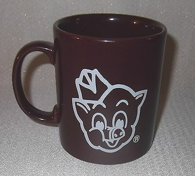 Piggly Wiggly Grocery Coffee Cup/Mug-Brown - Hyde Park