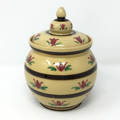 Ernst Groebel Kochel Jar Urn With Lid 1920's Antique