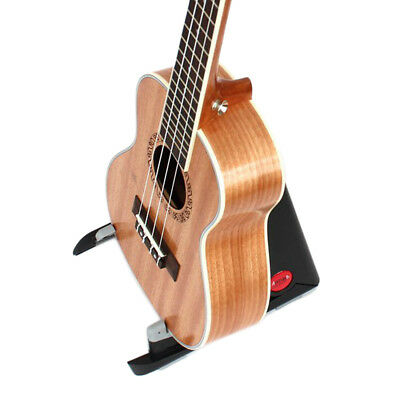 Aroma Environmenatl Foldable ABS Ukulele Guitar Holder Rack Anti-Slip Base OK