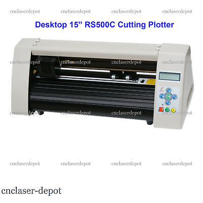 new usb 24 cutting plotter vinyl cutter printer redsail rs720c with stand cad. Black Bedroom Furniture Sets. Home Design Ideas