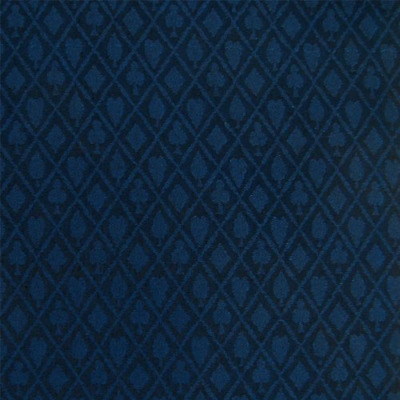 Stalwart 3 Yards of Suited Waterproof Poker Table Cloth, Midnight Blue
