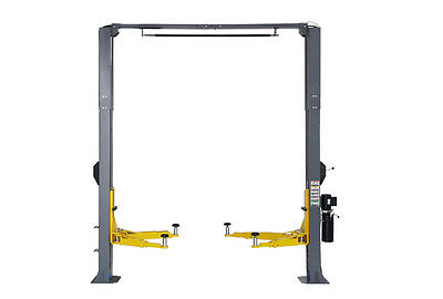 Hydraulic two-post car lift truck hoist from China