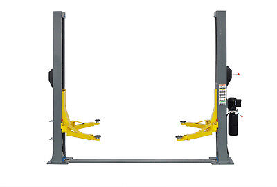 Two post lift,Hydraulic lift machine,auto lift, capacity 4000kg factory price
