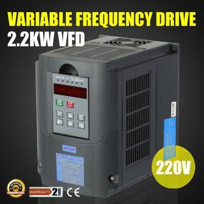 VFD 2.2KW 380V 3HP Frequenzumrichter Variable Frequency Drive Inverter