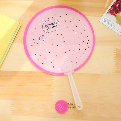 1PCS Cartoon Hand Portable Cute Mini Fan Kids Student Cooling Summer Fan