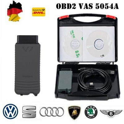 VAS 5054A OKI Chip Diagnose ODIS V3.0.3 Bluetooth Audi,VW, Seat FULL CHIP OBD DE