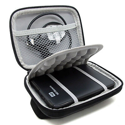 Shockproof Portable Protective Hard Drive Case for 2.5inch WD Digital Elements