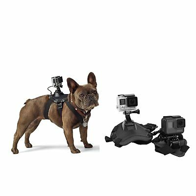 Dog Chest Harness Pet Vest Fetch Strap Belt Mount for GoPro Action Camera