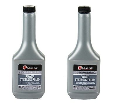 Idemitsu Power Steering Fluid for Toyota Lexus Scion - Pack of 2 - 30102-052A