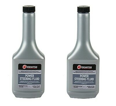 Idemitsu Power Steering Fluid for Lexus and Toyota - Pack of 2 - 30102-052A