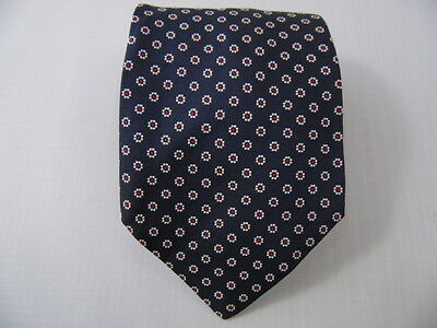 Vigilante Uomo Silk Tie Seta Cravatta Made In Italy 34