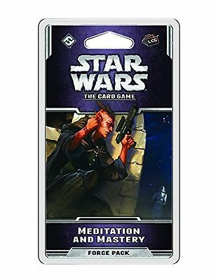 Star Wars The Card Game Mediation and Mastery Force Pack