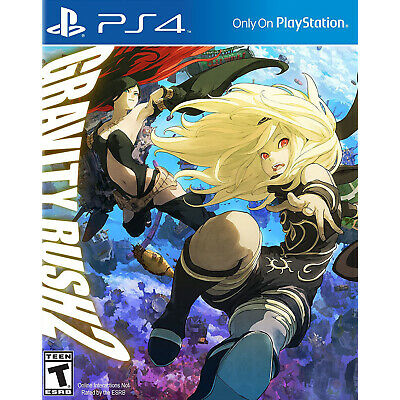Gravity Rush 2 PS4 [Factory Refurbished]