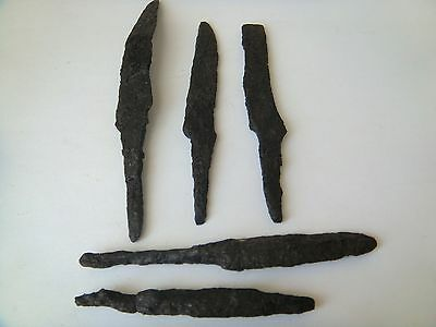Ancient viking Kyivan Rus' knife & arrowhead