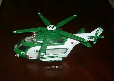 HESS GASOLINE 2012 HELICOPTER with Motion, Lights & Sound