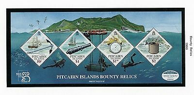 PITCAIRN ISLAND   MNH    500   Bounty Relics    FT919