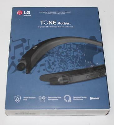 Authentic LG Tone HBS-A80 ACTIVE Wireless Bluetooth Stereo Headset