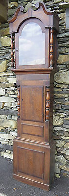 Grandfather, Longcase clock case - large
