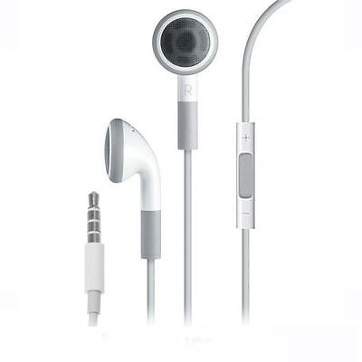Genuine iPhone 4,4s,IPad,iPod Headphones Earphones New With Mic Remote BRAND NEW