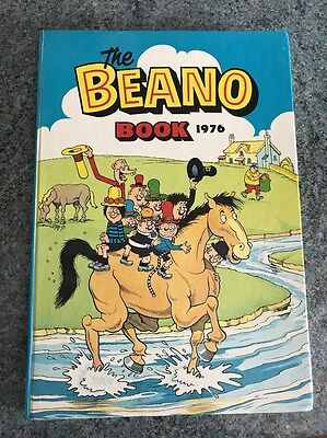 The Beano Book 1976 Perfect Condition Mint No Writing No Marks