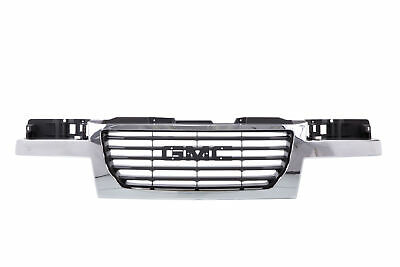 AM New Front GRILLE For GMC Canyon CHROME GM1200530 12335793