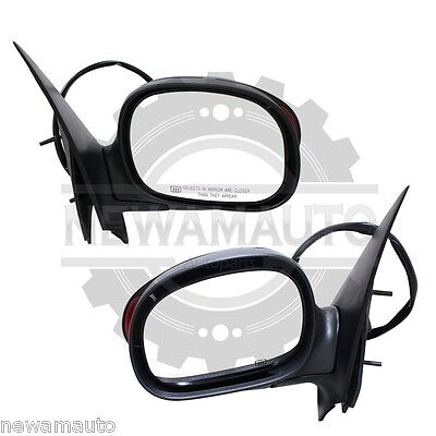 AM Front,Left Driver Side DOOR MIRROR For Lincoln,Ford FO1320231 VAQ2 New