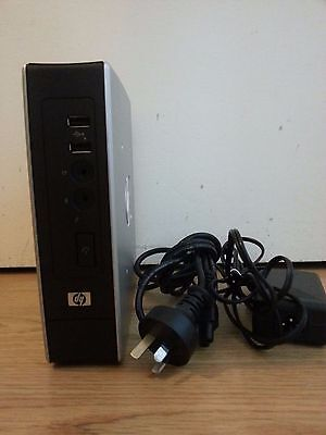 HP Thin Client HSTNC-004-TC t5545 WITH 240v Power Adapter 501097-001