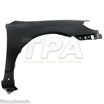 AM New Front,Right Passenger Side FENDER For Toyota CAPA TO1241232