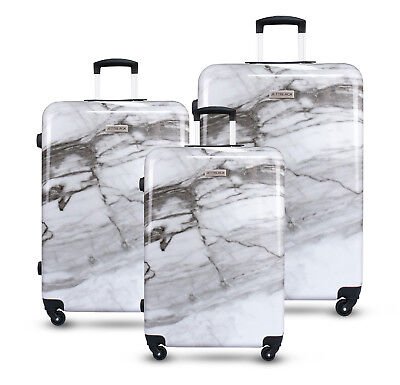 Luggage Suitcase Trolley Softside TSA Travel Carry On Bag Case