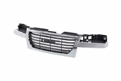 New Front GRILLE For GMC Canyon CHROMED GM1200530 12335793
