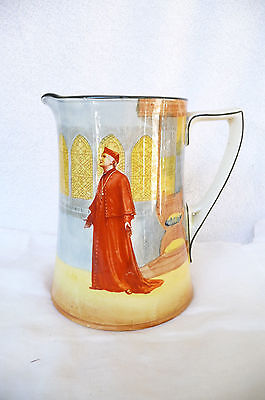"Vintage & Collectable Royal Doulton Series Ware Large Jug : ""Wolsey"" C1932"