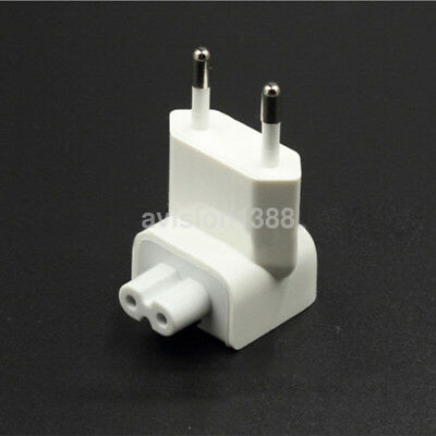 Duckhead Europe EU Wall Plug for Apple MacBook Pro Air iPad iPhone Charger US