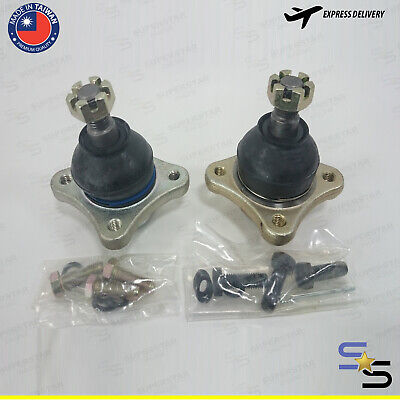 Mitsubishi Pajero NM NP NS NT NW NX - (SET) Front Left & Right Upper Ball Joints