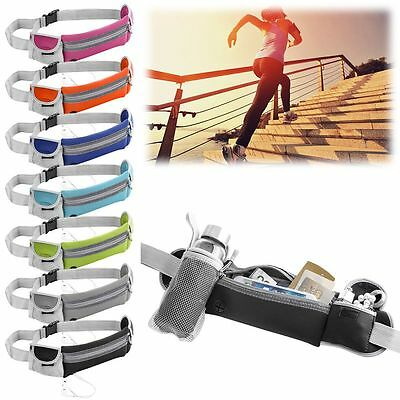 Running Hiking Sports Bags Travel Money Phone Fanny Pack Waist Belt Pouch