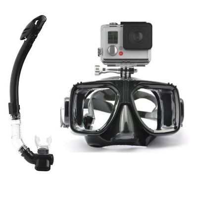 CG Diving Mask for GoPro - Swimming Goggles - Scuba Dive - Australian Seller