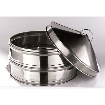Paderno Steam cookers stainless steel